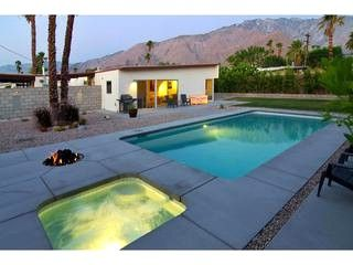 Palm Springs retro pools images - Google Search | Palm ...