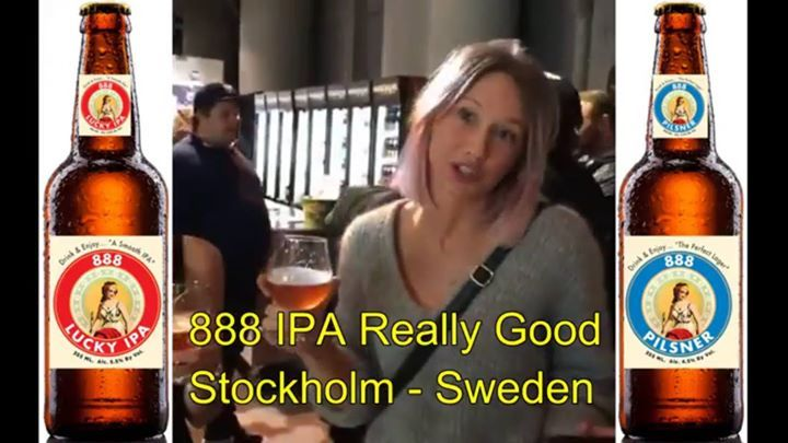 After successfully introducing 888 lucky ipa to beers in