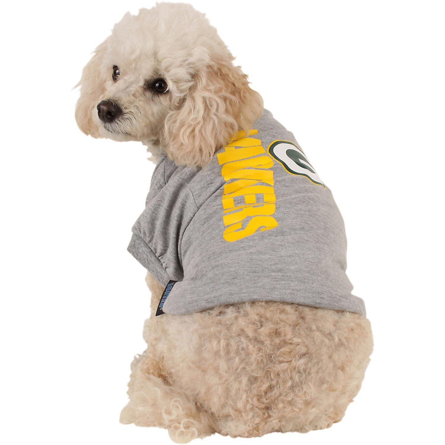 Green Bay Packers NFL Pet TShirt, Small Petco Store