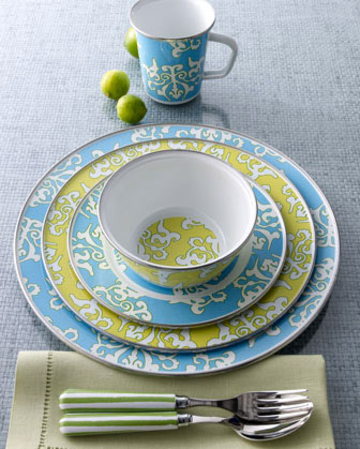 Green Lace Dinnerware by Mottahedeh - Google Search & Green Lace Dinnerware by Mottahedeh - Google Search | I Love Dishes ...