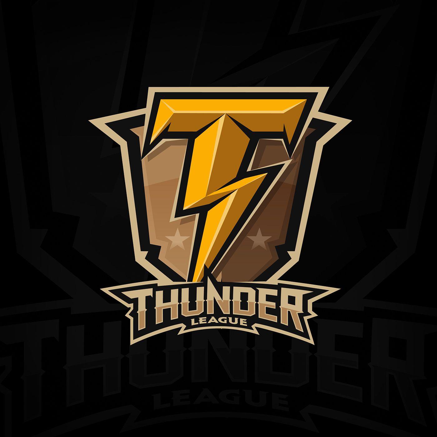"""""""War Thunder League"""" World Online Tournament Logo on"""