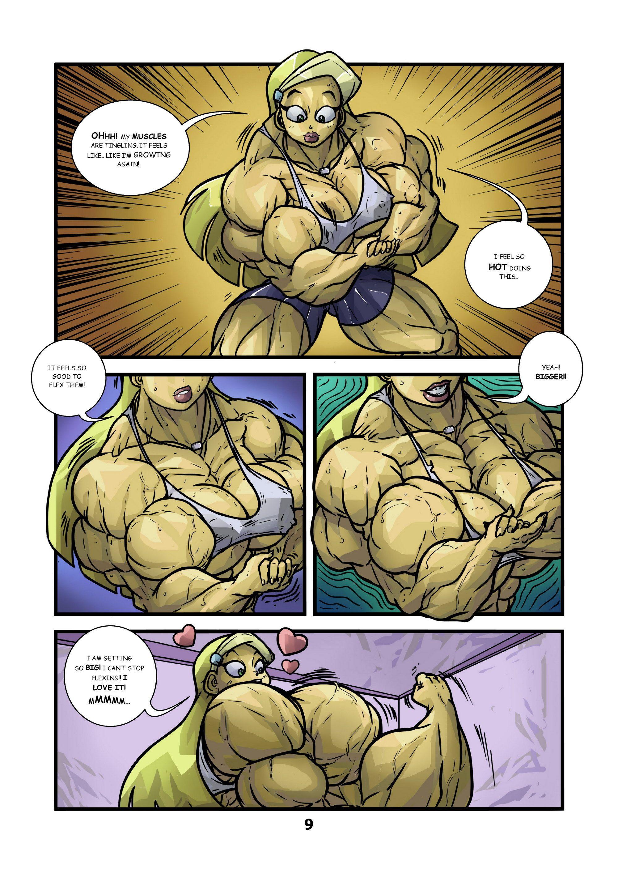 Big Tits Giantess Growth Anime