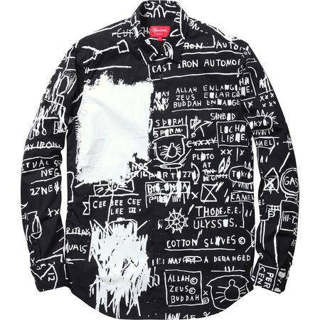 Supreme/BasquiatShirt Replicas (1983)