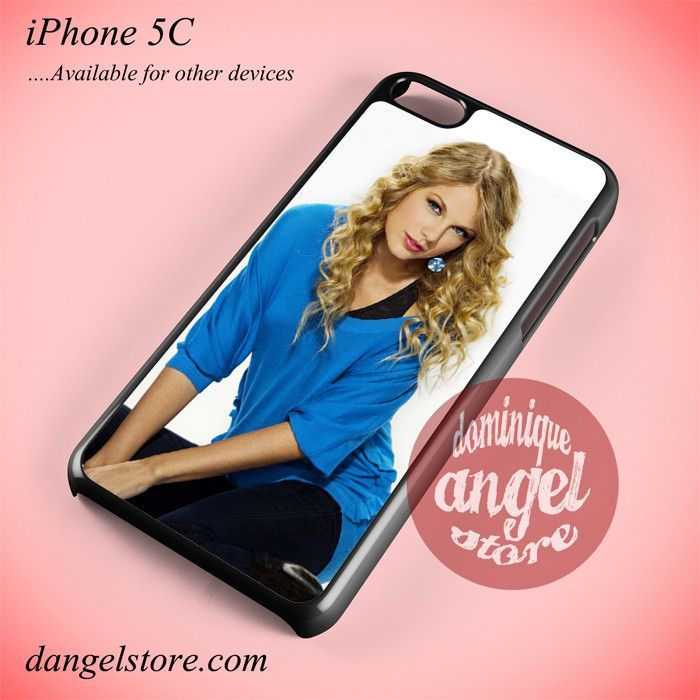 Tylor Swift Is So Cute Phone Case for iPhone 5C and Another iPhone Devices