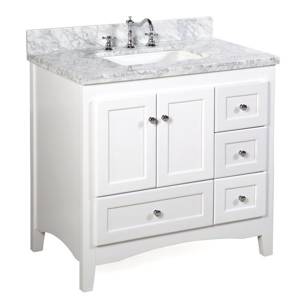 Weddle 36 Single Bathroom Vanity Set With Images 36 Inch Bathroom Vanity White Vanity Bathroom 36 Inch Vanity