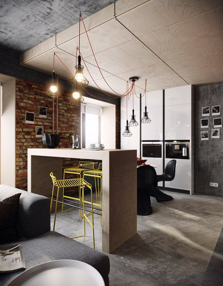 Bunker Moscow 2014 Tatyana Bobyleva Ideias Para Interiores