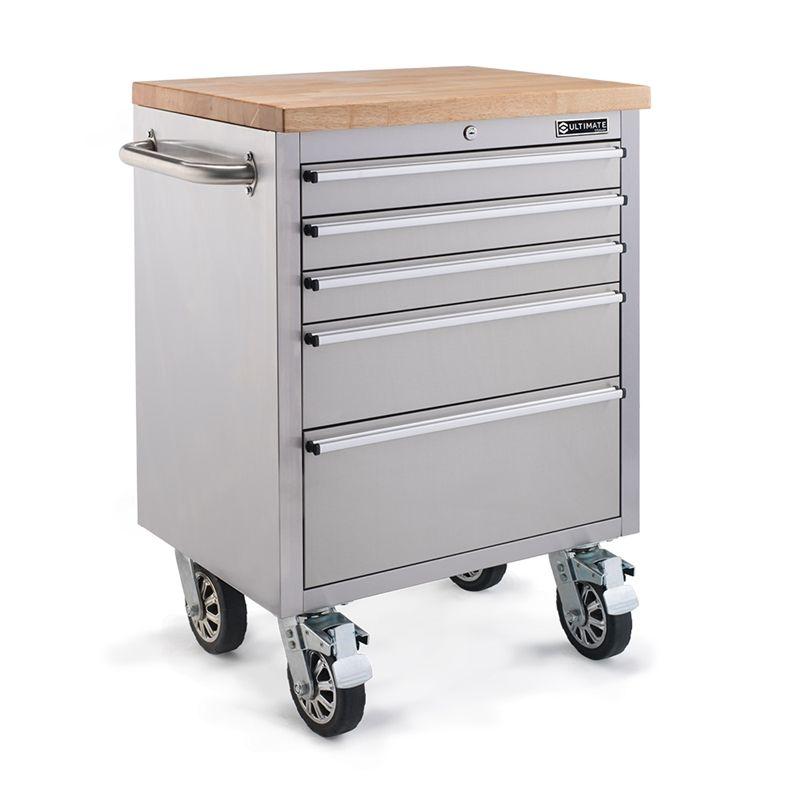 Ultimate Storage 730 X 950 X 490mm Tool Trolley Tool Storage