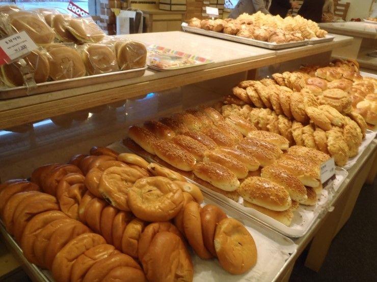 군산 이성당빵집