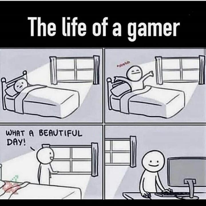10 Best Gaming Memes Funny Video Game Memes Collection What A Beautiful Day Gaming Memes Day Trader