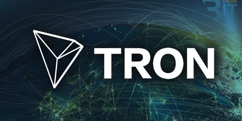 Tron, BitTorrent among top gainers in the cryptocurrency