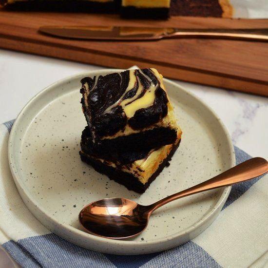 Cheese Swirl Brownies ---Cream Cheese Swirl Brownies ---  Foldable Dual Comfort Cushion Lift Hips U