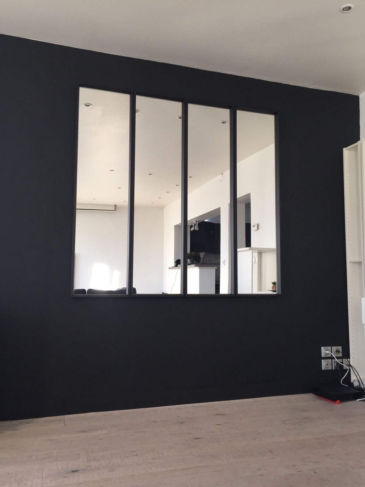 nissedal diy ikea miroir ikea et verri re. Black Bedroom Furniture Sets. Home Design Ideas
