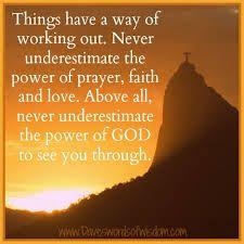 power of prayer - Google Search