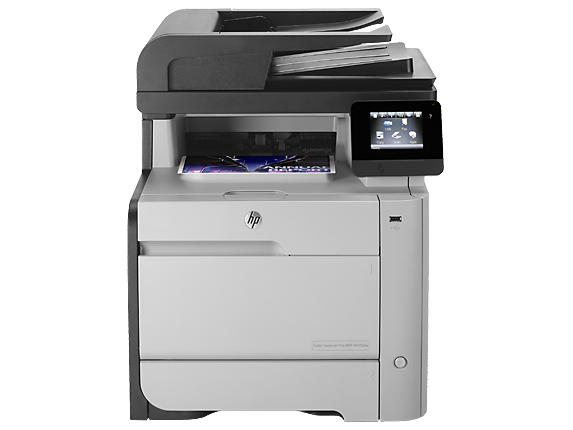 Hp Color Laserjet Pro Mfp M476dw Hp Official Store Multifunction Printer Printer Scanner Printer