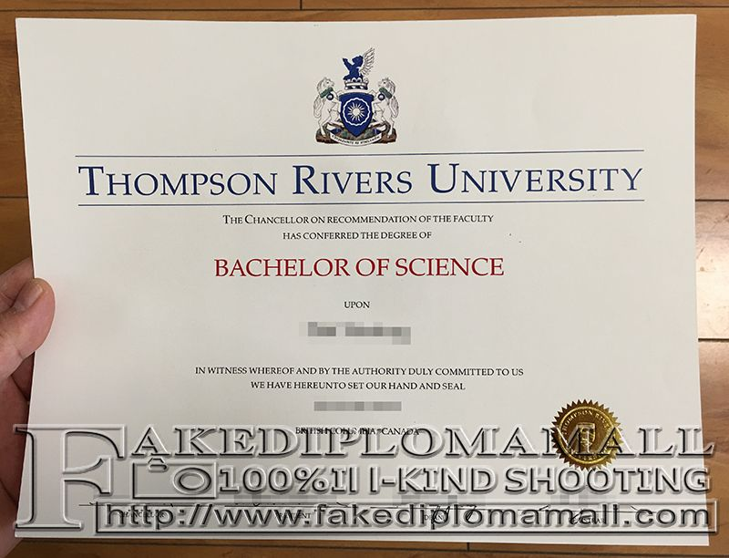 where to buy thompson rivers university fake degree buy thompson rivers university fake diploma
