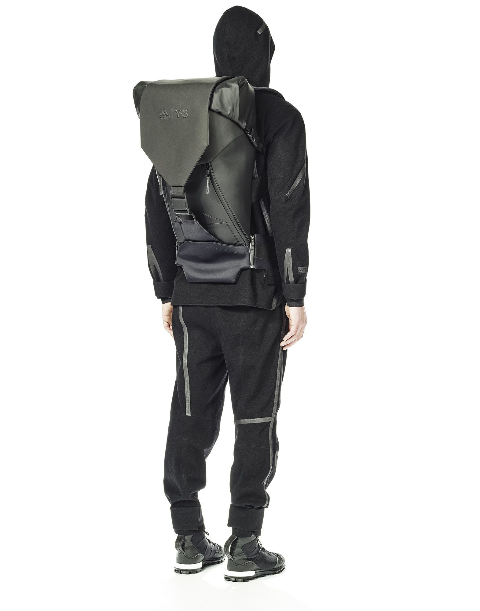 21st Century. The Future is Now! Y-3 SPORT BACKPACK TASCHEN unisex Y ... 84373a884c