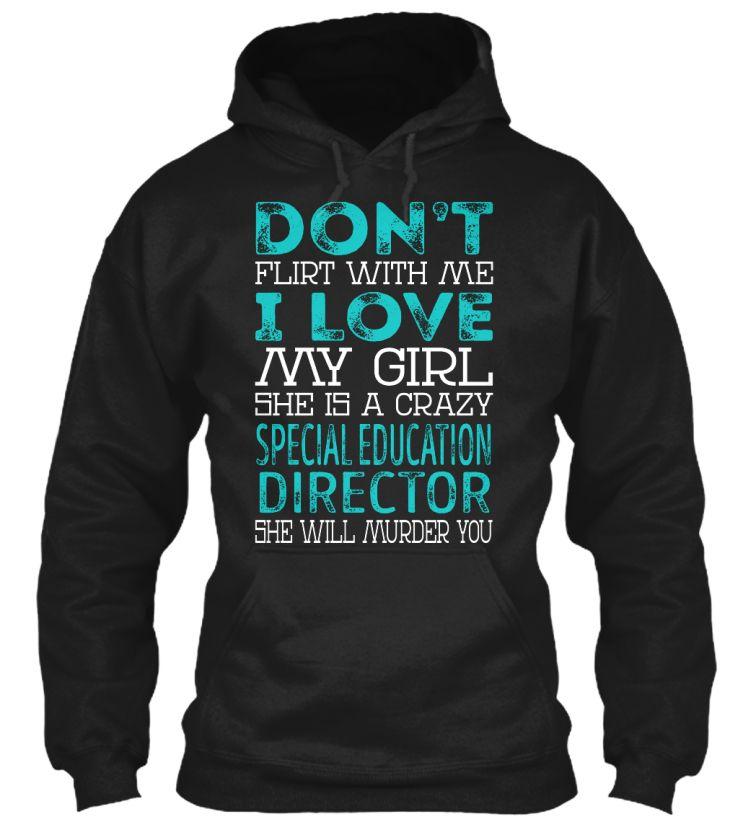 Special Education Director Dont Flirt