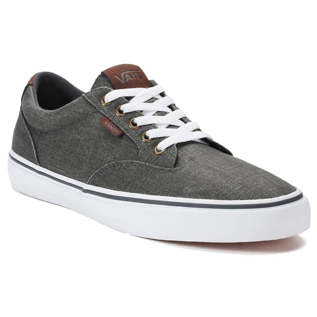 60265ba639909c Vans Winston DX Men s Skate Shoes