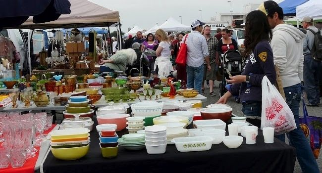 Six Southern California Flea Markets Los Angeles Times