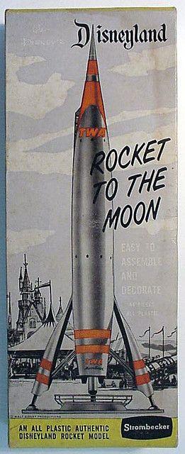 Rocket Kit Retro Futurism Retro Futuristic Vintage Space