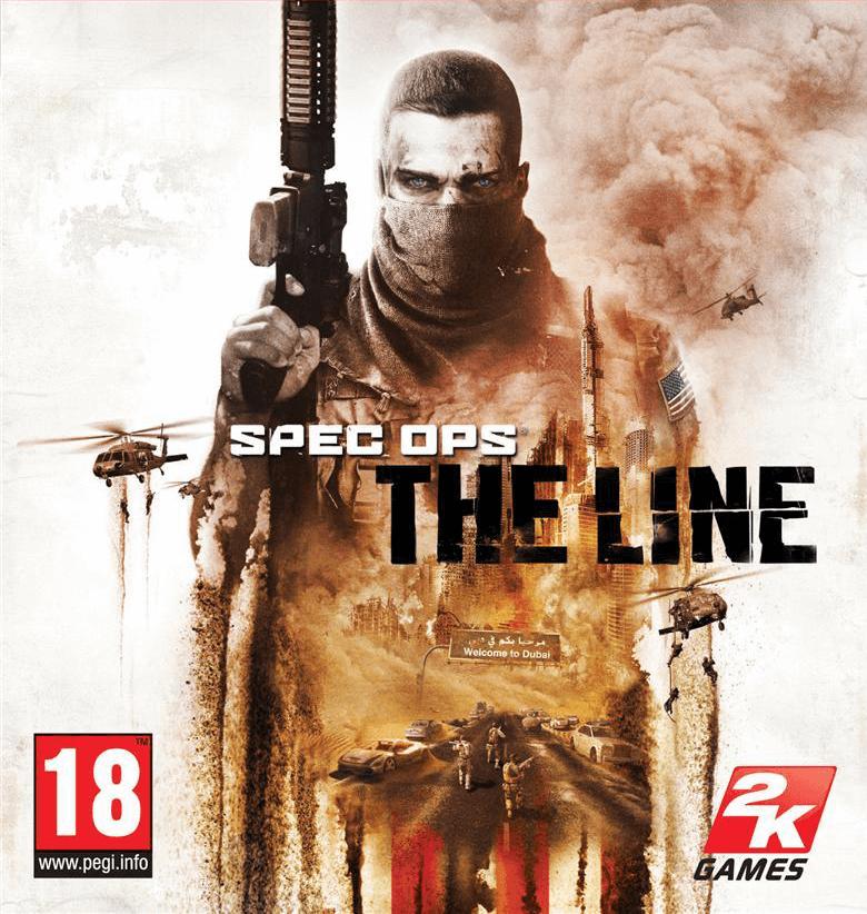 Spec Ops The Line (2012) [Español] [Full Juegos pc