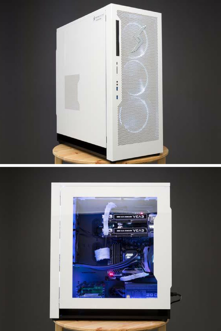 Digital Storm Velox (Core i7-7700K)   Desktops   Gaming