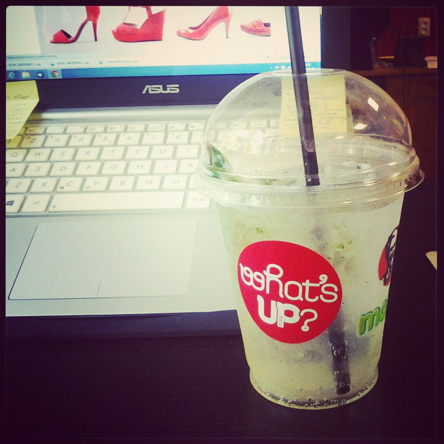 #chillout#mojito#shoes#fleqpl#