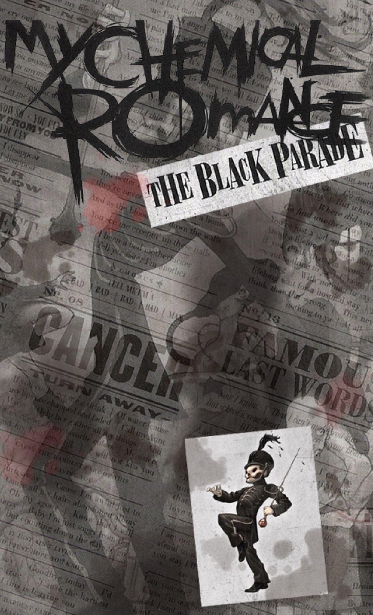 My Chemical Romance My Chemical Romance Wallpaper Emo Wallpaper My Chemical Romance Tumblr