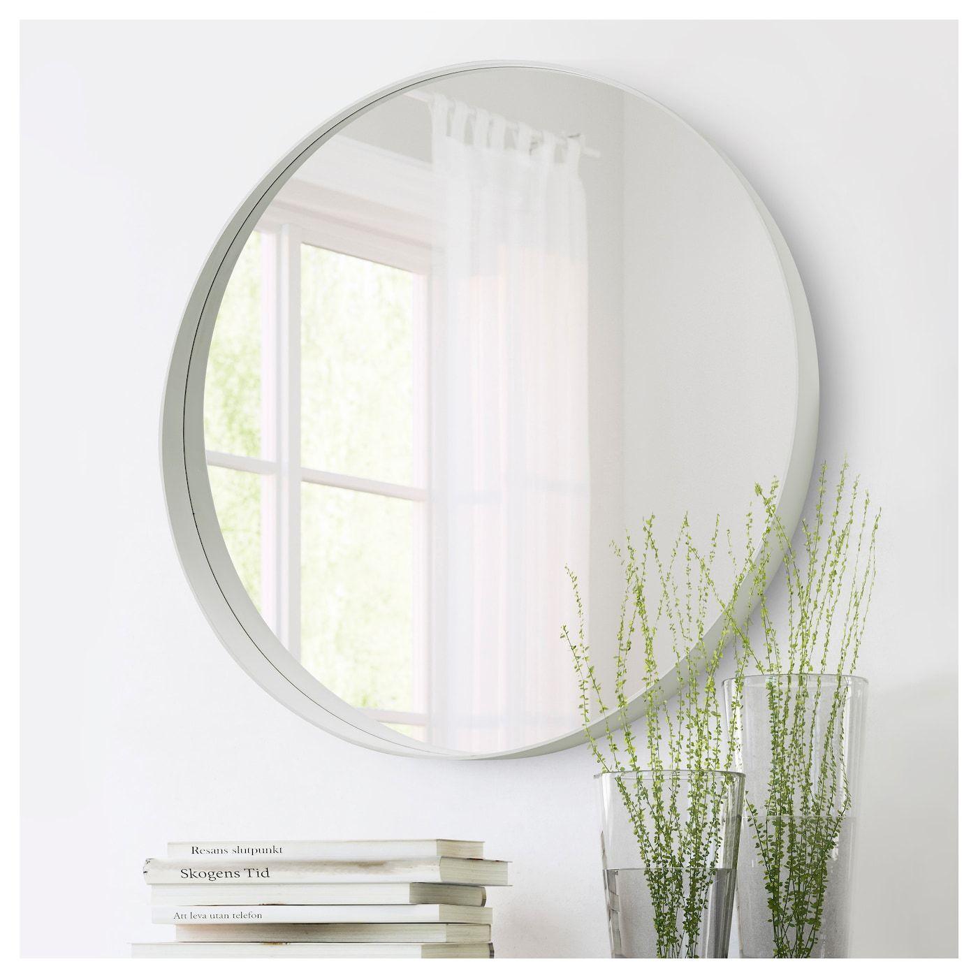 Rotsund Mirror White Ikea White Mirror Ikea Mirror Round White Mirror