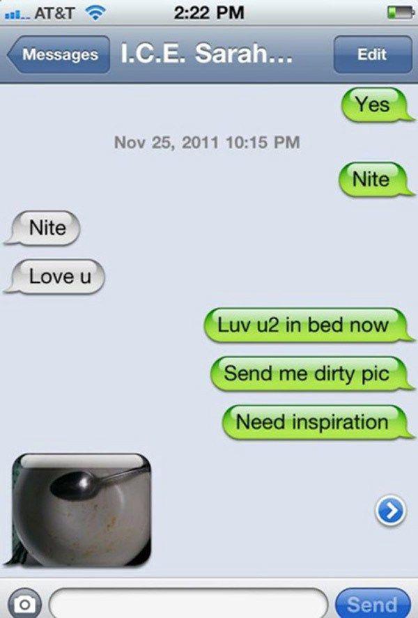Funny flirt texts