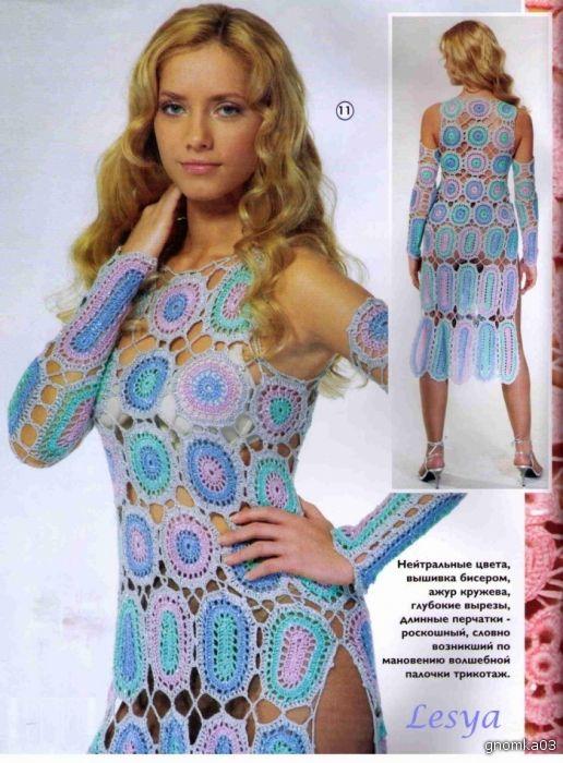 Crochet Summer Dresses For Women Crafts For Summer Crochet Lace
