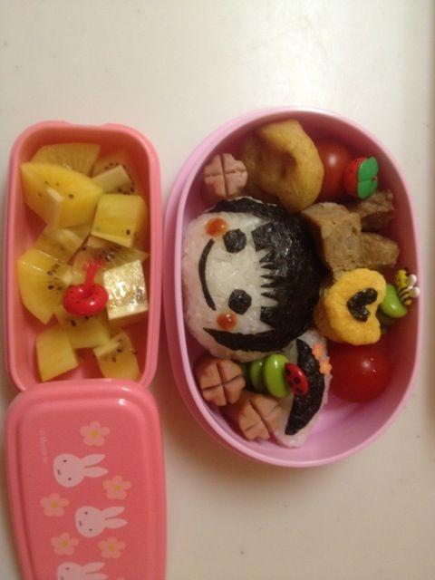 今年のお弁当作りは、これにて終了(^-^)/ - 39件のもぐもぐ - 今年最後の幼稚園弁当 by じゅんママ
