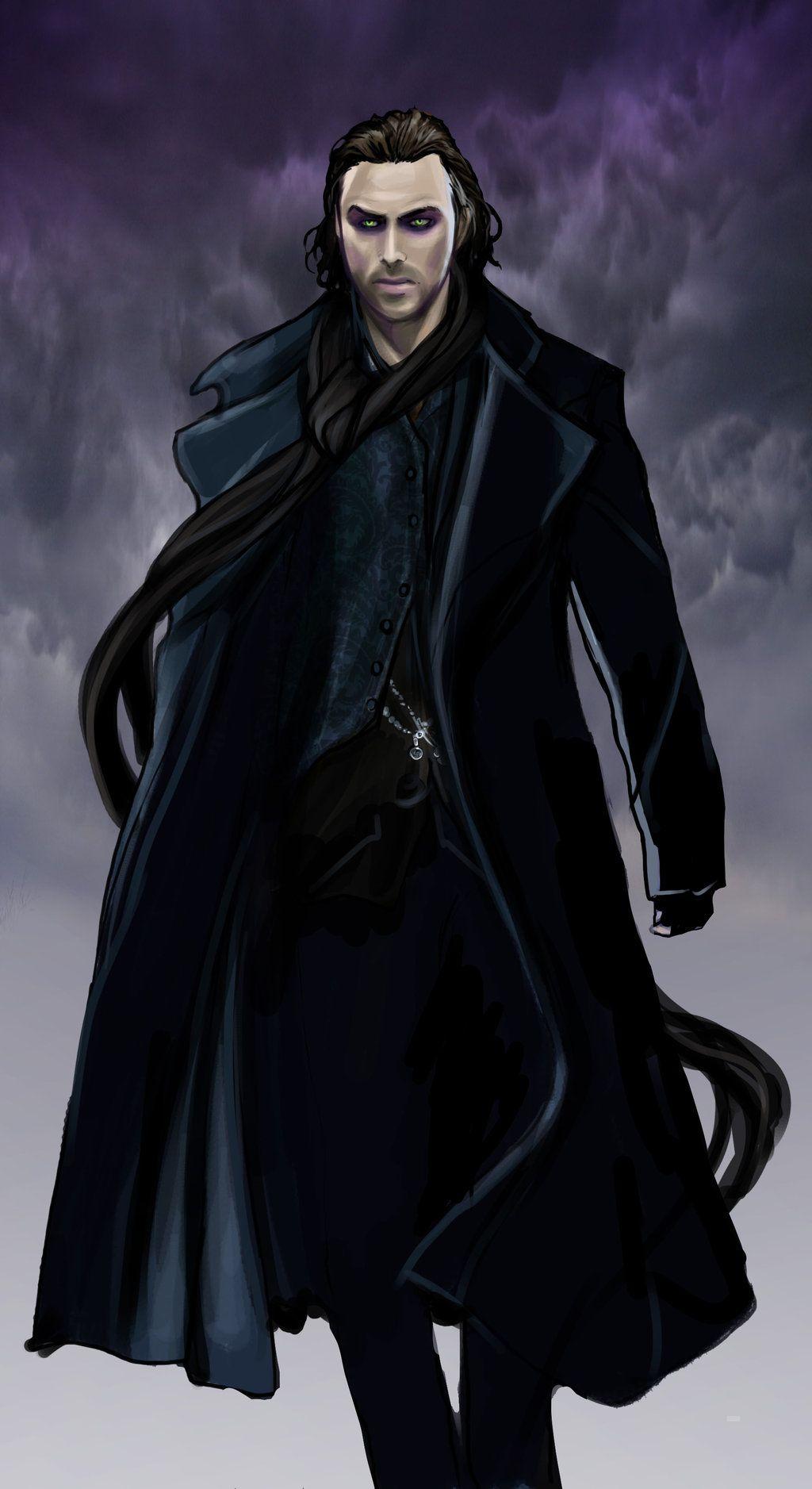 Mage Thedarkestseason Deviantart Characters Arcane In 2019 Modern Vampires