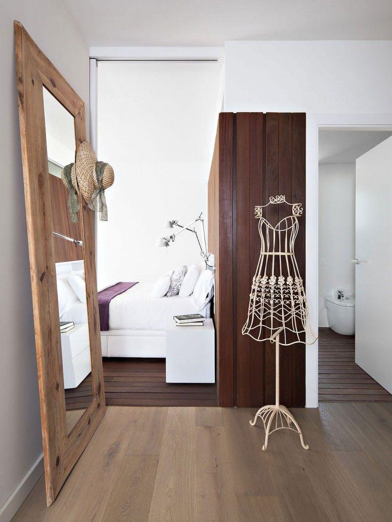 Vivienda en llaveneres by susanna cots dream bedroom paris bedroom dressing area dressing