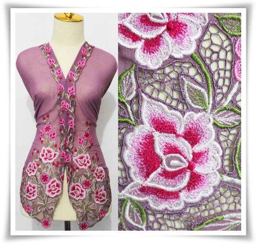 Kebaya Lace, Batik Fashion