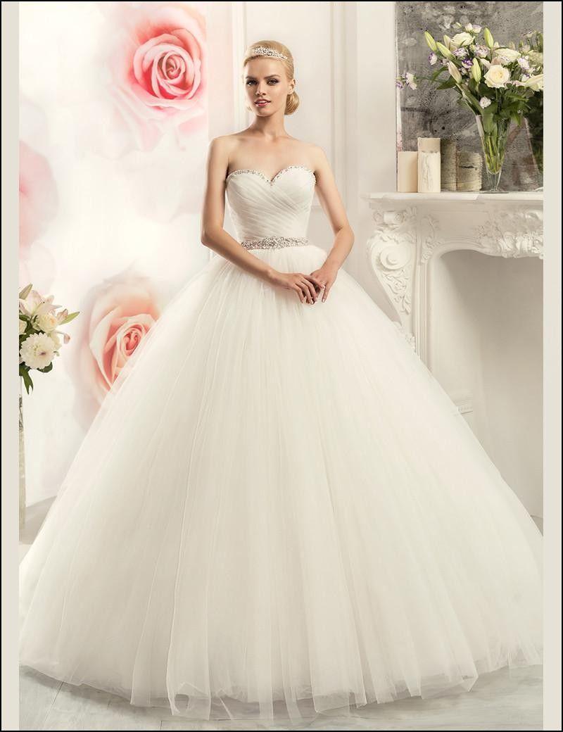 Sweetheart neckline puffy wedding dresses wedding ideas