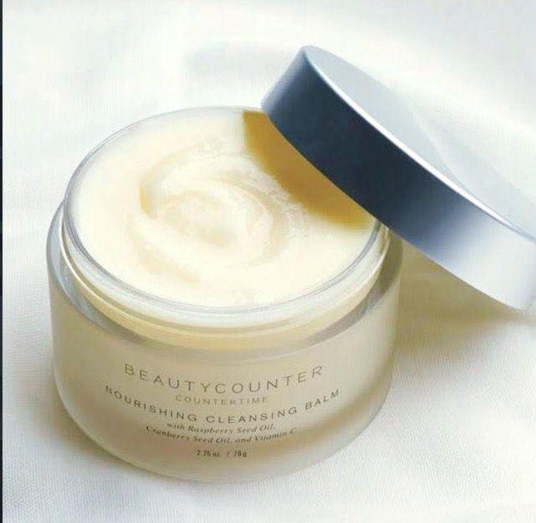 Beautycounter Countertime Nourishing Cleansing Balm www.beautycounter.com/jennifergoerge