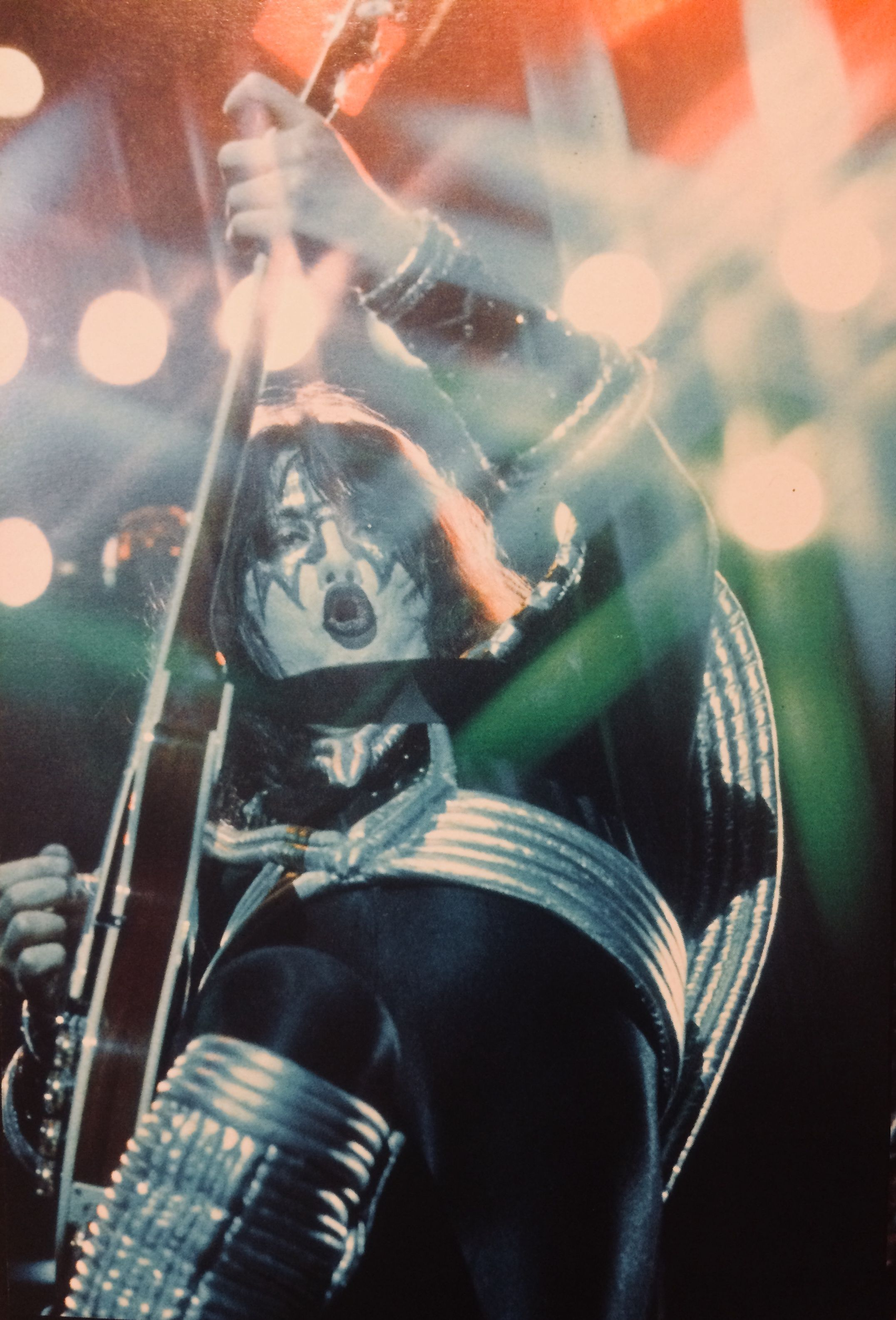 Pin By Dan Vazquez On Kiss With Images Kiss Army Ace Frehley
