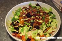 The beet salad, mmmm I like it, homemade green goddess dressing & szechuan pecans HG Sply Dallas, TX Lower Greenville