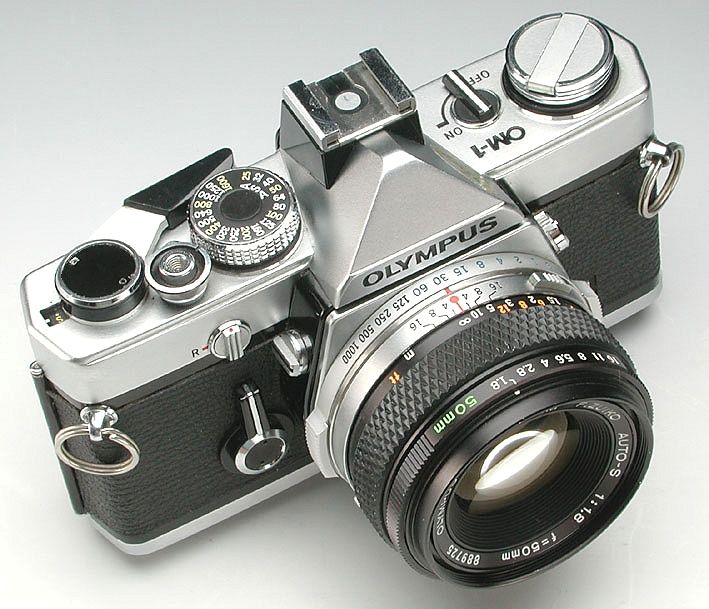 Resultado de imagen de maquina foto con carrete olympus