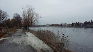 Matkaileva maratoonari: Lenkkeily / Oulu