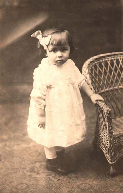 1920 Antoinette Nucera