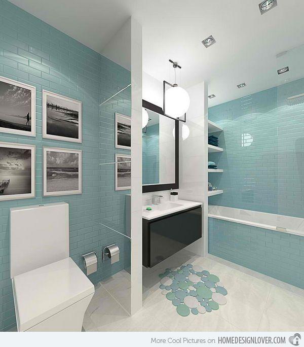 Minecraft Badezimmer Dekor Alle Dekoration Turquoise Bathroom Turquoise Bathroom Decor Modern Bathroom Colours