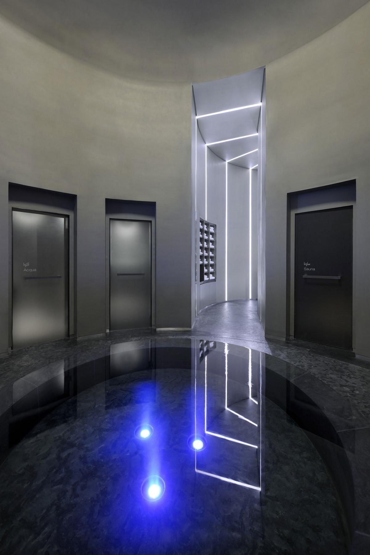 Armani Hotel Dubai в самом высоком здании мира | Отель ...
