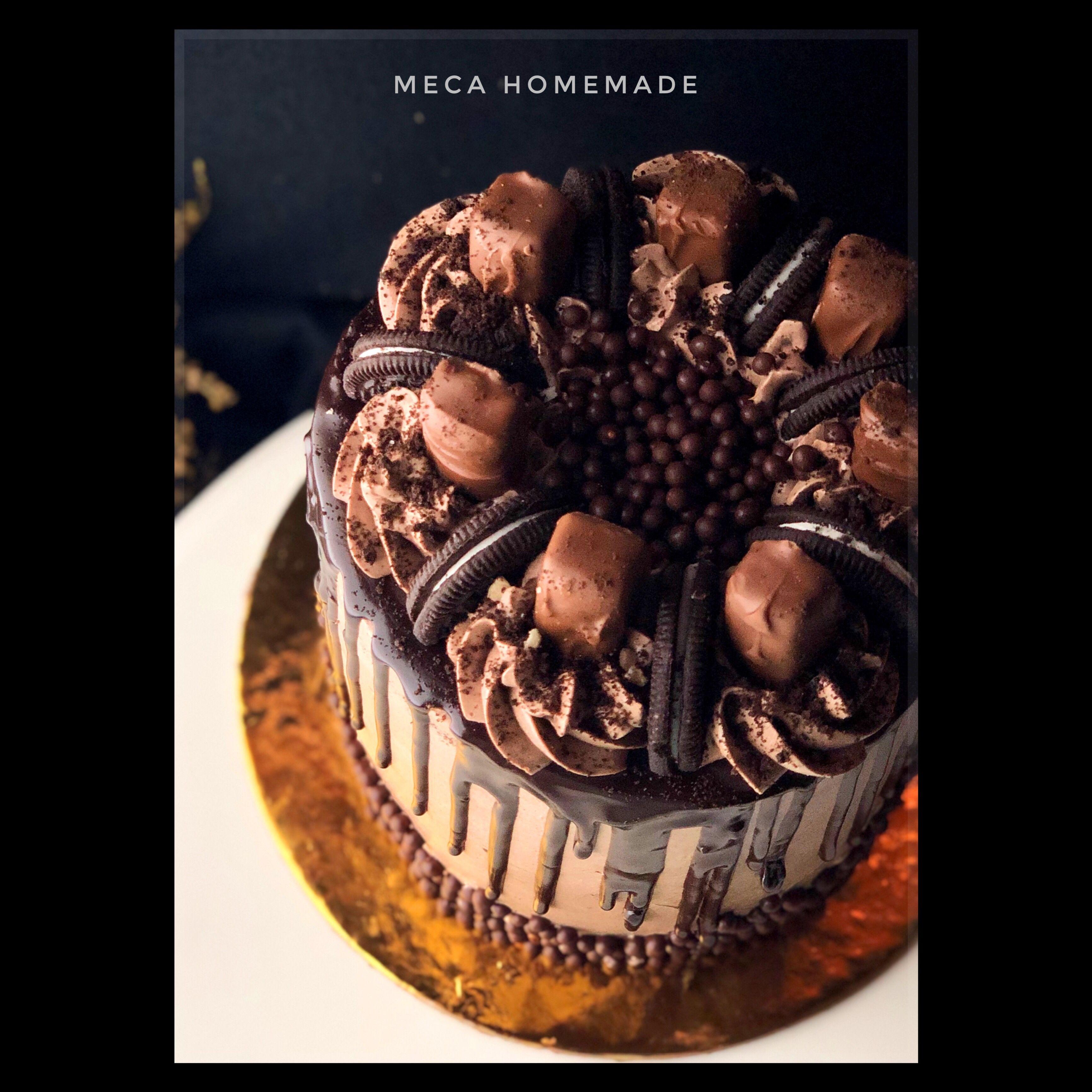 Sinkers Cake