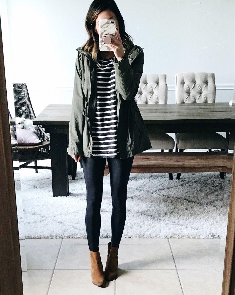 40 Ways to Style Leggings! - The Sister Studio -   17 dress Winter leggings ideas