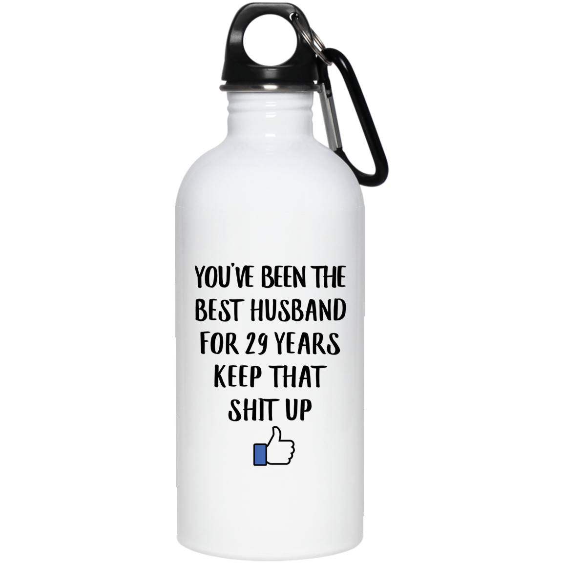 29 Year Wedding Anniversary Gift: 29 Year Anniversary Gift For Him 29th Yr Together Water