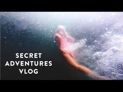 VLOG / Secret Adventures - YouTube