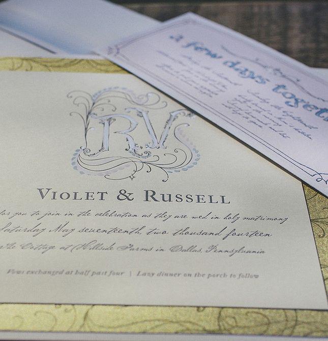 Andrew Wyeth Inspired Wedding Ideas