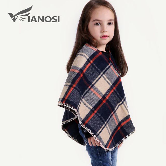 VIANOSI Fashion Children Shawl Poncho Girl Winter Warm Scarves kids Scarf  CH011 | Kids scarf, Fashion, Warm scarf